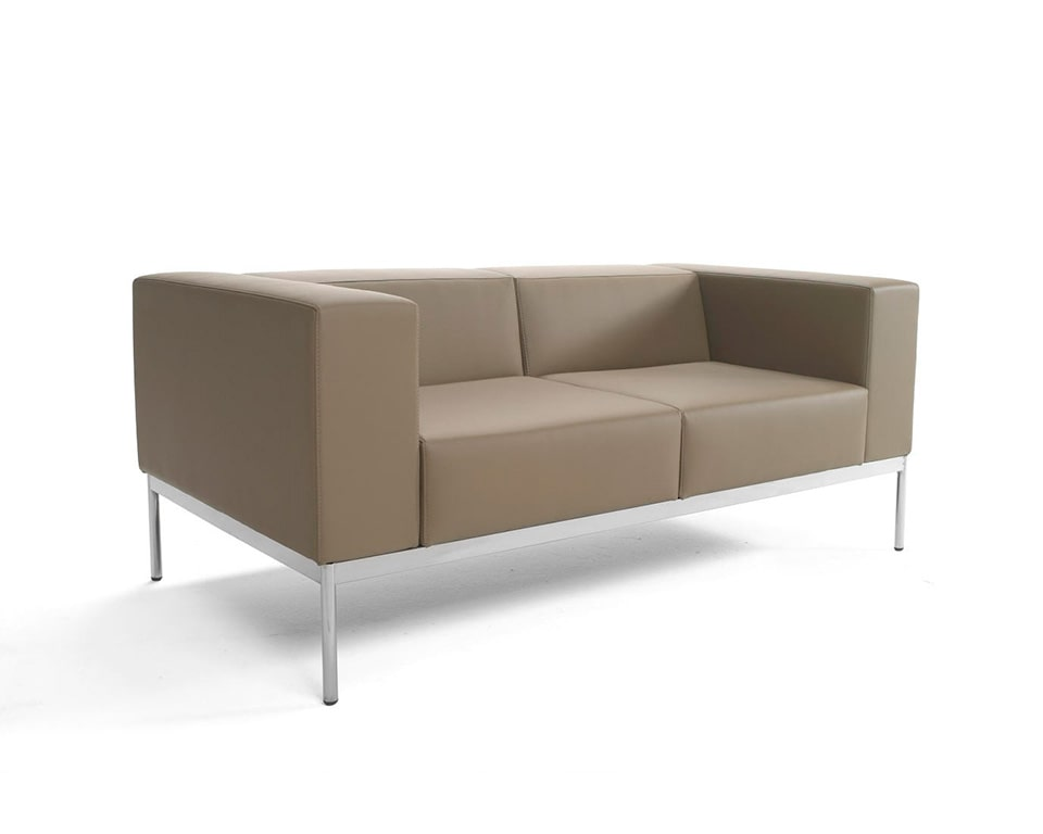 BB3-sofas-Bb3 High quality stylish Italian two seat sofa