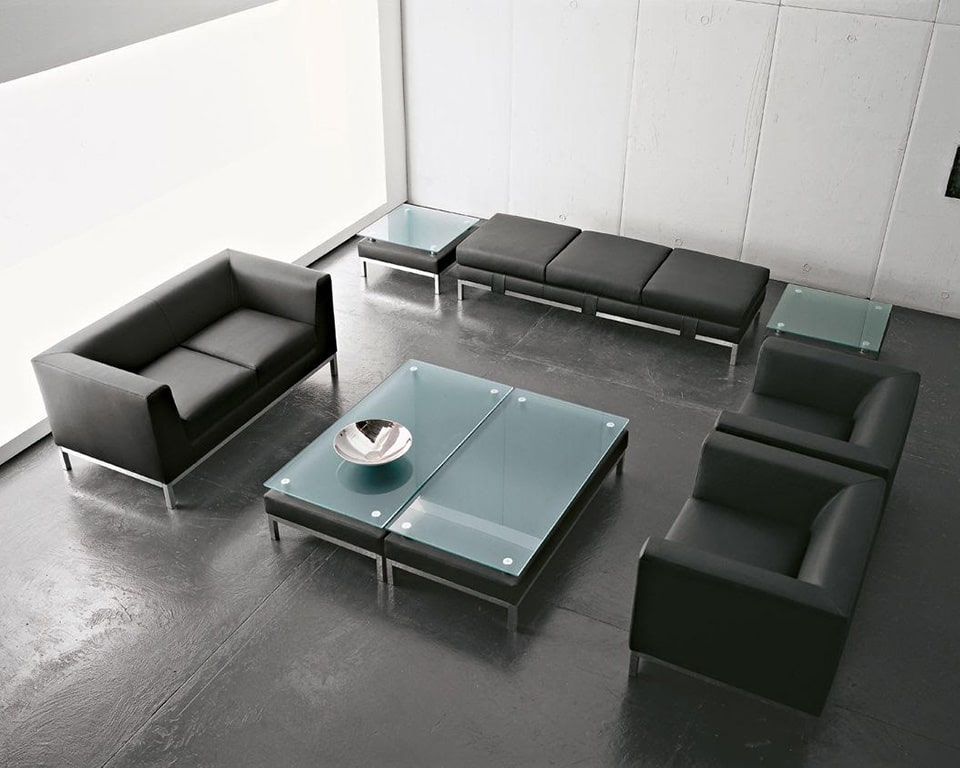cube-sofas-cube-sofas-cube-sofas-Italian designer office sofas in black leather