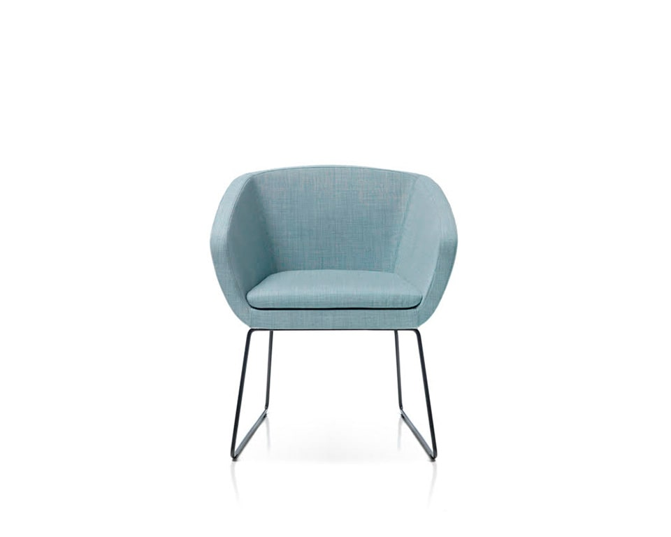 ginkgo-chairs- Italian designer armchairs in fabric