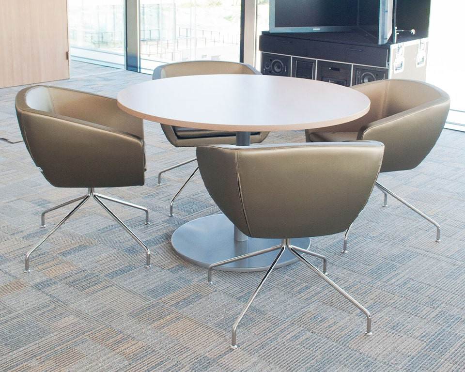 Luxury Executive dining chairs and meeting room chairs - Stylish Italian High quality dining chairs for the office or at home
